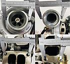 Турбокомпрессор (турбина), с установ. к-том на / для IVECO, ИВЕКО, CARGO, КАРГО, MASTER POWER 808004, фото 2