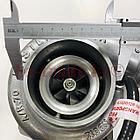 Турбокомпрессор (турбина), с установ. к-том на CUMMINS , КАМИНС , MASTER POWER 808270, фото 2