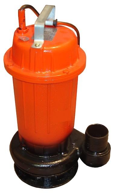 Насос грязевой 4 кВт