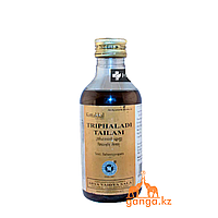 Массажное масло Трифалади (Triphaladi Tailam ARYA VAIDYA SALA), 200 мл