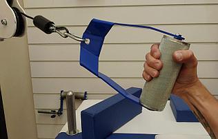 Ручка 60 мм для армрестлинга на подшипниках