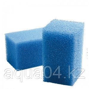 Губка прямоугольная запасная синяя для фильтра №8 (8х8х12.3 см)