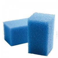 Губка прямоугольная запасная синяя для фильтра №9 (8х8х16 см)