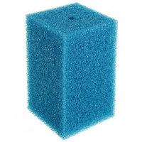 Губка прямоугольная запасная синяя для фильтра №12 (10х6х14 см)