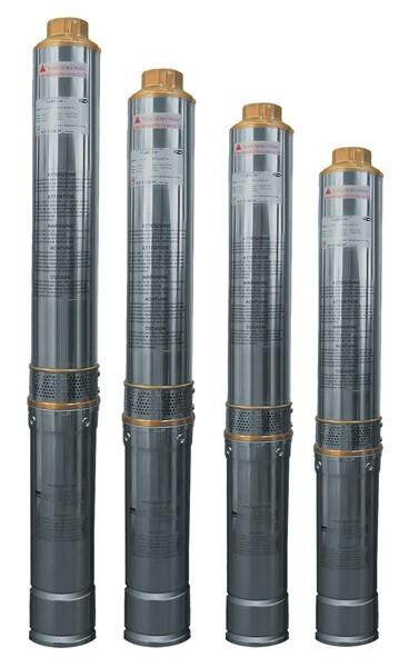 Насос глубинный Y150QJD10-26/2-1.1 кВт