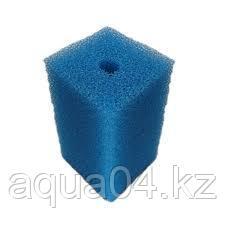 Губка прямоугольная запасная синяя для фильтра №13 (11х11х17.5 см)