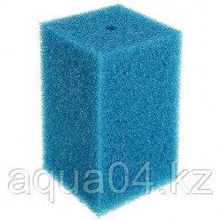 Губка прямоугольная запасная синяя для фильтра №17 (14х14х20 см)
