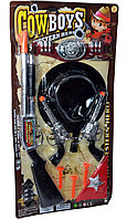 BL015-1 Помятая упаковка!! Ковбойский набор на картоне Western Hero 58*39см