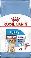Royal Canin MEDIUM PUPPY 15 kg Корм для щенков средних пород