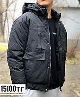 Куртка зимняя короткая, фото 1