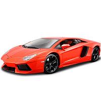 Welly 24033 Велли Модель машины 1:24 Lamborghini Aventador, фото 1