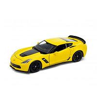 Welly 24085 Велли Модель машины 1:24 Chevrolet Corvette