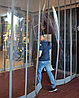 Теплоизолирующие завесы из ПВХ с магнитной полосой ширина 50 см, рулон 25 м