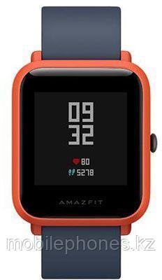 Умные часы Xiaomi Amazfit Bip Красные