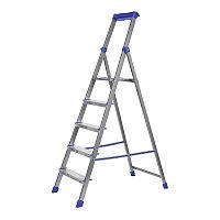 Лестница - стремянка алюминиевая комбинированная 5 ступени Ника СКА5