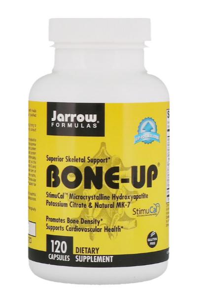 Jarrow Formulas, Bone-Up, 120 капсул