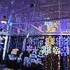 LED гирлянда Снежинка 40*40 см