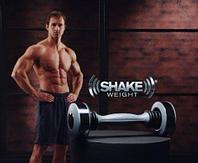 Вибро-гантель Shake Weight для мужчин с DVD