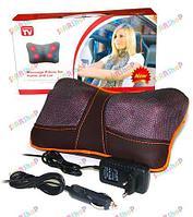 Массажная роликовая подушка для дома и авто