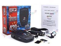Антирадар / Радар-детектор Sound Quest 420