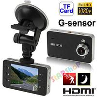 Автомобильный FullHD видеорегистратор K6000