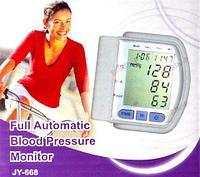 Цифровой тонометр - измеритель артериального давления JY-668, фото 1