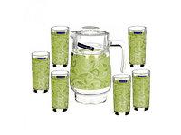 Набор для напитков Luminarc Plenitude Green D2329
