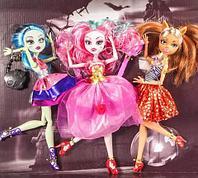 Набор кукол Monster Elves, 3 шт, фото 1