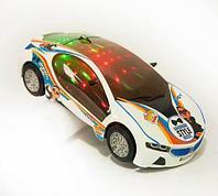 Машинка с музыкой и световыми эффектами Gangnam Style Dream Car, фото 1