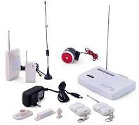 Беспроводная охранная система с модулем GSM и датчиками