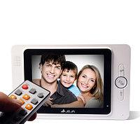 Видеодомофон цветной JEJA JS-S835R2 с функцией видеозаписи