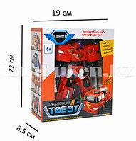 Игрушка детская трансформер ТОБОТ R TB1882R