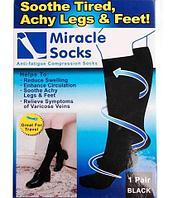 Лечебные носки компрессионные Miracle Socks, фото 1