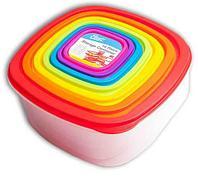 Набор контейнеров для пищевых продуктов Quality Home {14 предметов}