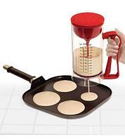 Миксер-дозатор механический Pancake Machine