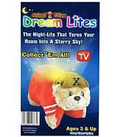 Ночник детский, проектор звездного неба Dream Lites (Медвежонок), фото 1