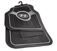 Набор ковриков с логотипом в автомобиль CARNICE (Audi)