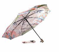 Зонт складной автоматический «Южное полушарие», фото 1
