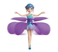Игрушка с подсветкой и музыкой «Летающая фея» (Голубой), фото 1