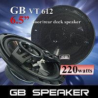 Колонки автомобильные GB VT-412/512/612 (VT-612), фото 1
