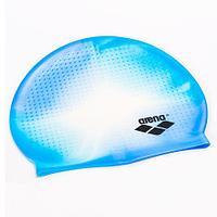 Шапочка для плавания Arena ARC-0519 (Голубой с белым)