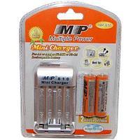 Зарядное устройство для аккумуляторов AA/ААА Multiple Power MP-810