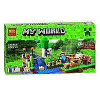 Конструктор BELA My World [250+ деталей] (10175), фото 1