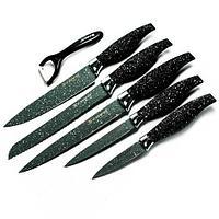 Набор металлокерамических ножей с мраморным покрытием SCOVO, фото 1