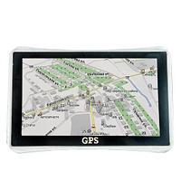 Спутниковый GPS-навигатор автомобильный (Диагональ 5 дюймов)
