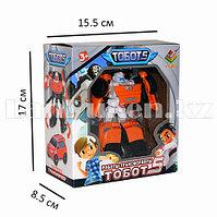 Игрушка детская трансформер ТОБОТ X 339-12