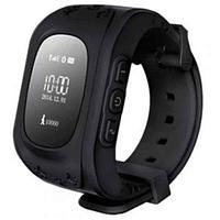 Умные часы для детей с GPS-трекером Smart Baby Watch Q50 (Черный)