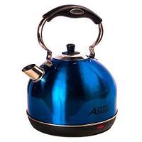 Чайник электрический AOTE A93 [3 литра] (Синий)