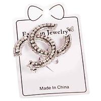 Брошь «Chanel» Fashion Jewelry
