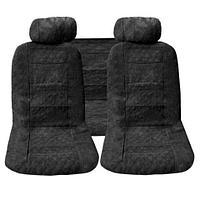 Комплект чехлов для автомобильных кресел FOTA (Серый)